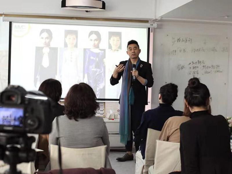 雅致郭老师量化美学上海授课中