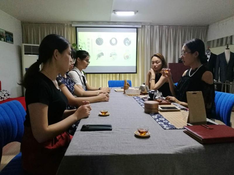 茶艺个人礼仪培训案例